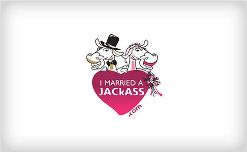 I married a jackass