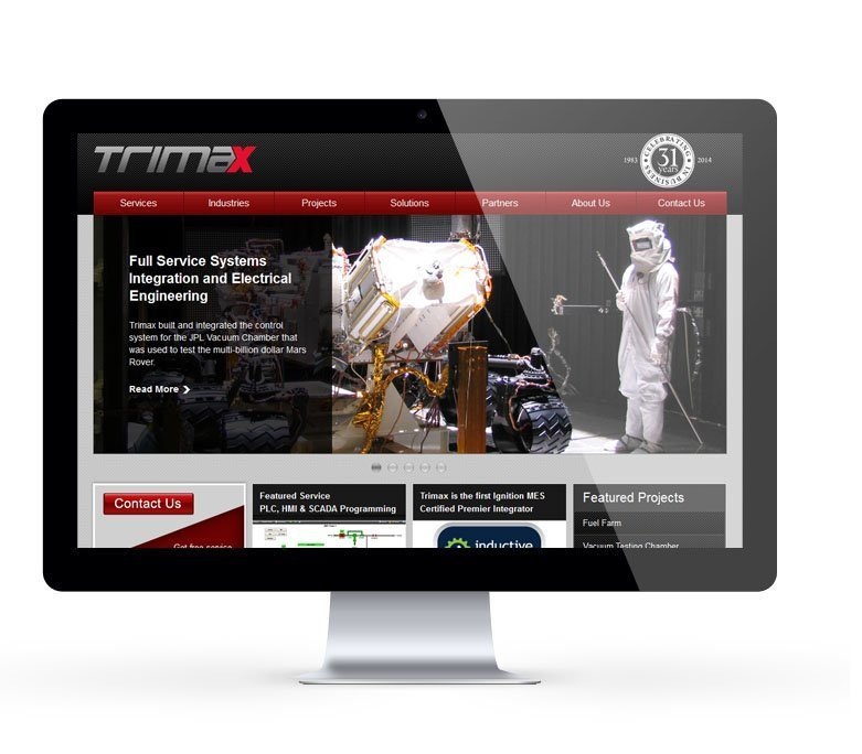 Trimax systems